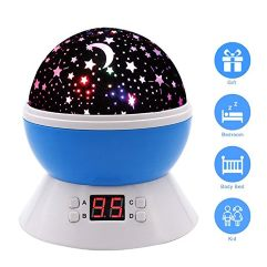 Find The Rotating Galaxy Night Light Here