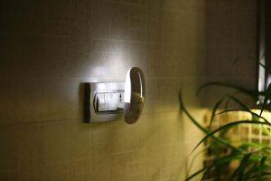 Motion Sensor Night Light Plug-In