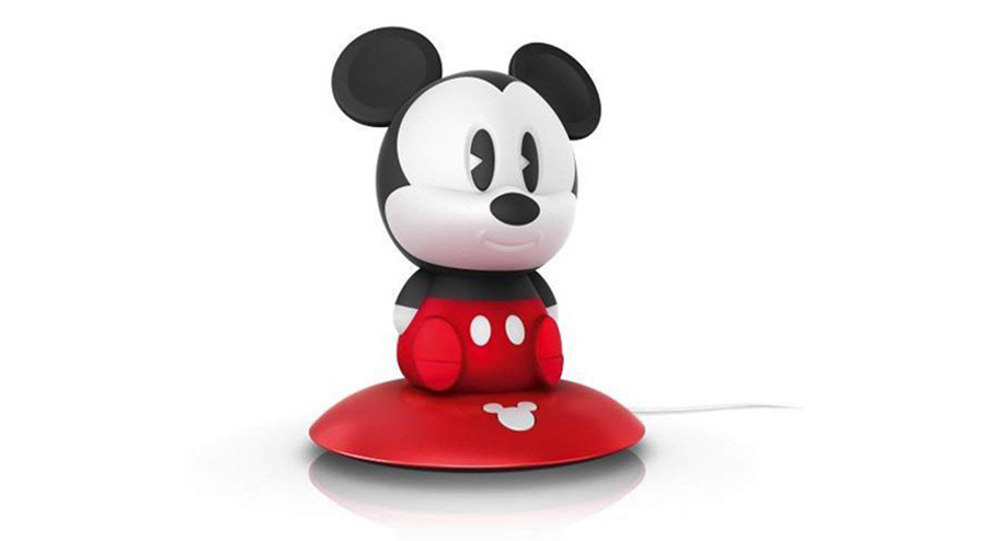Philips Disney SoftPals Mickey Nightlight