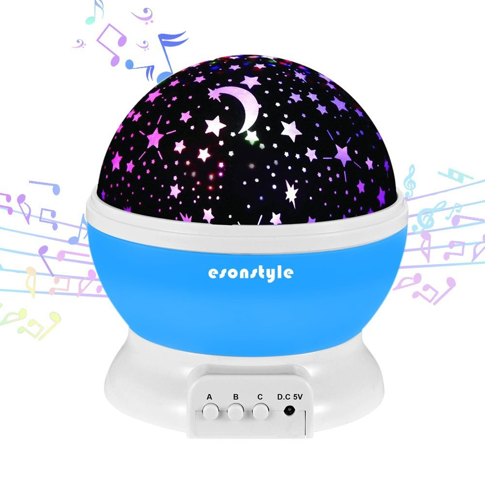 Esonstyle Musical Night Light