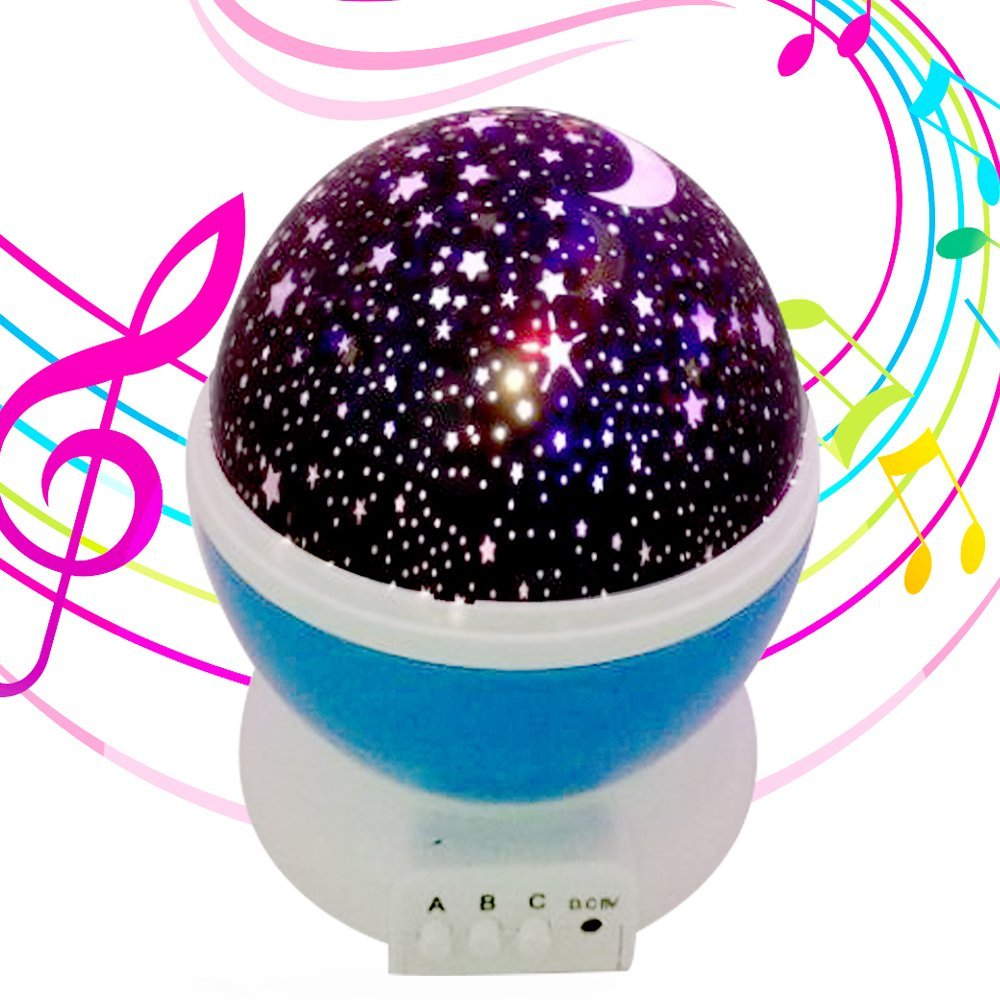 MINGKIDS Lullaby Night Light
