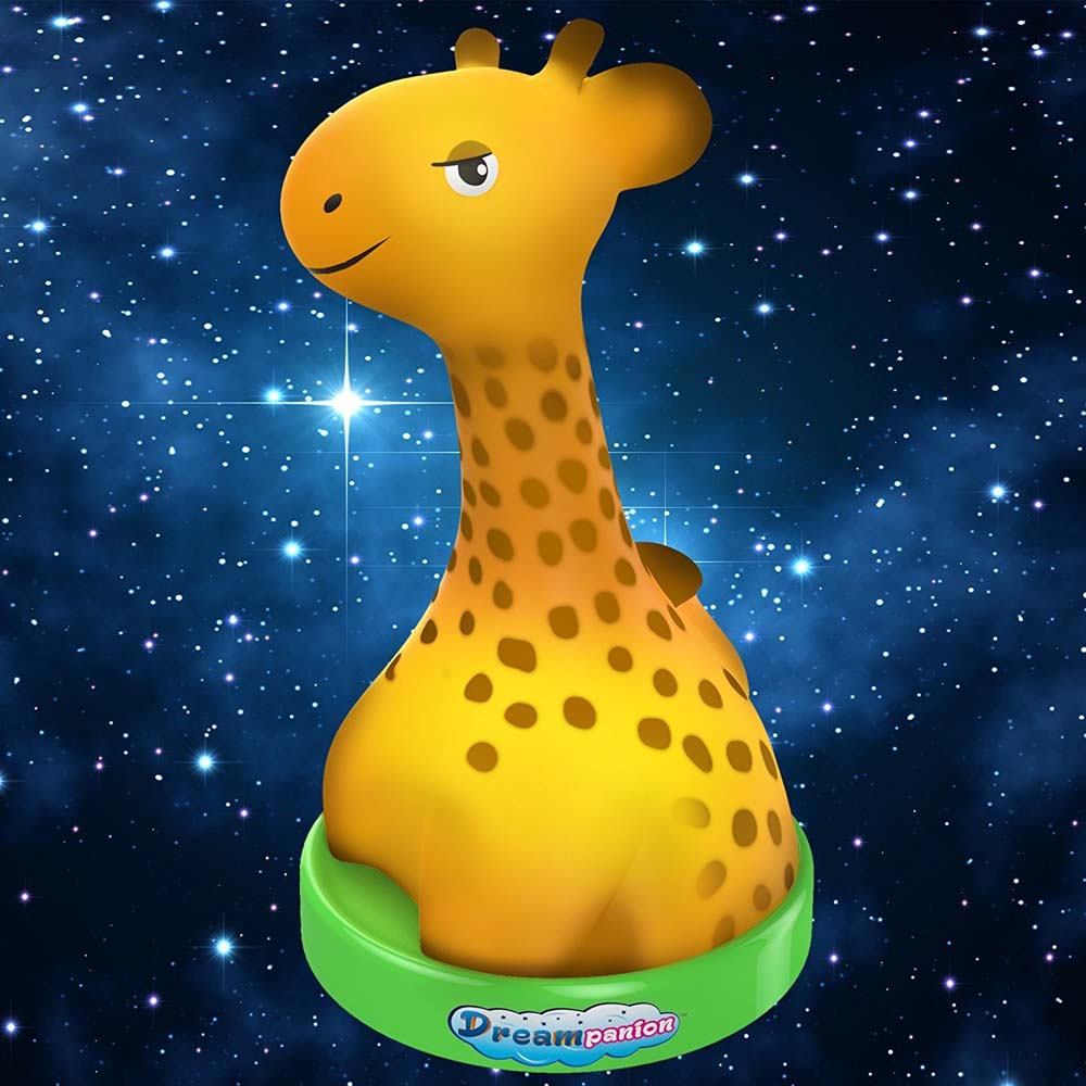 Dreampanion Portable Soothing LED Kids Night Light Lamp